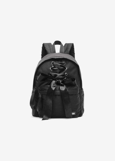 Bill Nylon Multi-compartment Backpack
