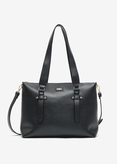 Shopping bag Baylin in eco pelle