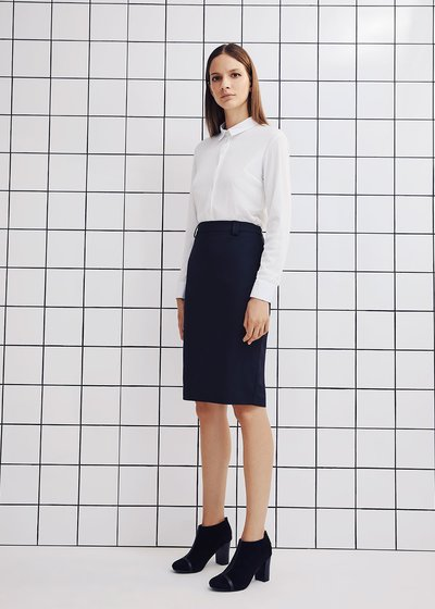 Elisabeth pencil skirt