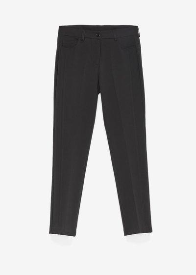 Pantalone Katerunne modello skinny