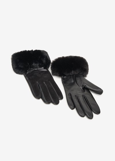 Gradis genuine leather gloves