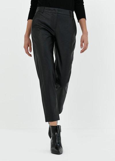 Pantalone Katerun in eco pelle