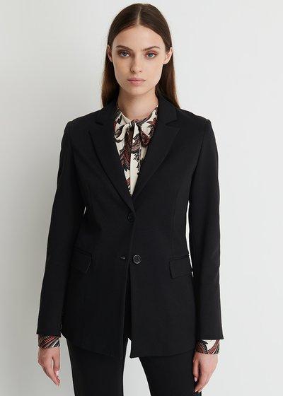 Giasmine jacket in Milano stitch