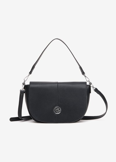 Bammy half-moon shoulder bag
