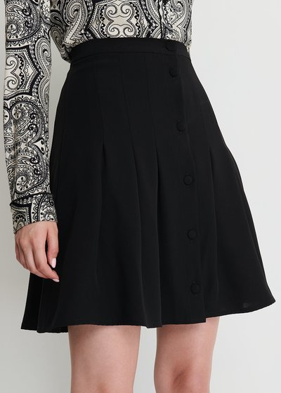 Gipsy Skirt with Pleats