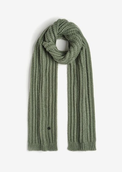 Shannon Ribbed Scarf