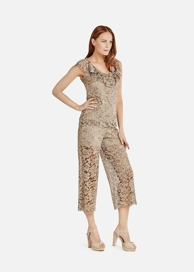 Paiper trousers in lace
