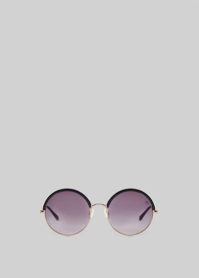 Cat-eye sunglasses SRP 186 round model