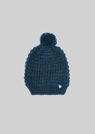Cheryl Hat with pompom