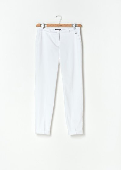 Bella cotton trousers