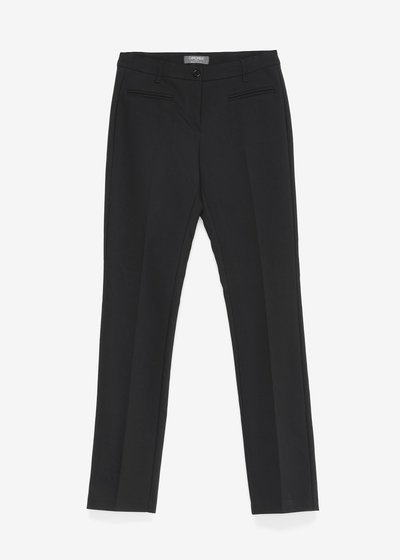 Miranda trousers with welt pockets