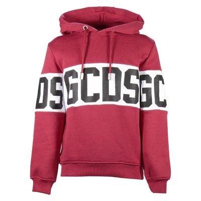 Red boy cotton sweatshirt hoodie