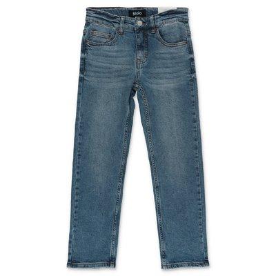MOLO jeans blu Alon in denim di cotone stretch