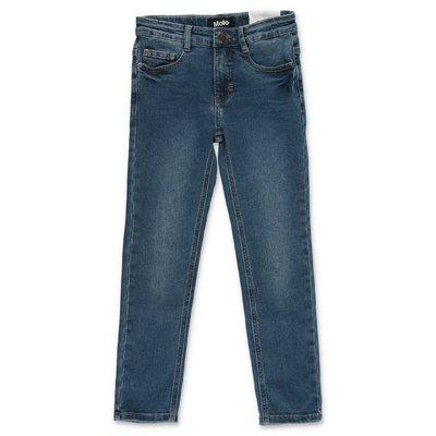 MOLO jeans blu Aksel in cotone denim stretch