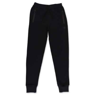 North Sails Prada black cotton sweatpants