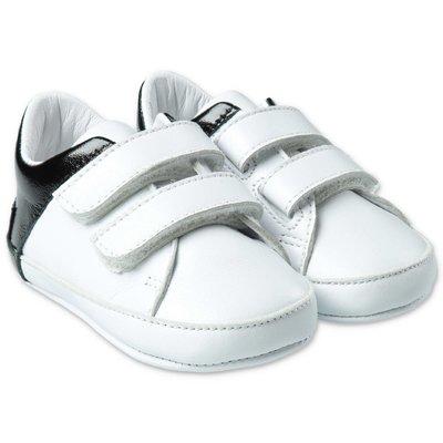 Balmain white prewalker sneakers