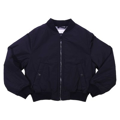 Water resistant black jacket