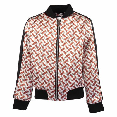 Monogram print viscose ALTHEA jacket
