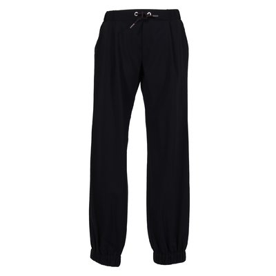 Navy blue cool wool pants