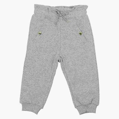 Chloé grey cotton sweatpants