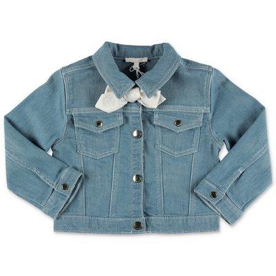Chloé blue cotton denim jacket