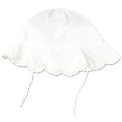 Chloé white cotton hat