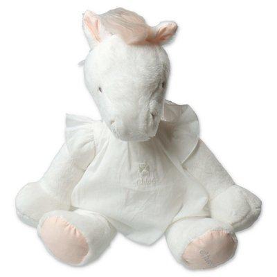 Chloé white Horse peluche