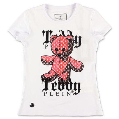 Philipp Plein t-shirt bianca