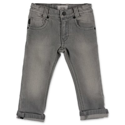 Givenchy vintage effect stretch cotton denim jeans
