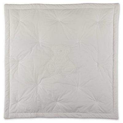 Givenchy coperta imbottita bianca in cotone