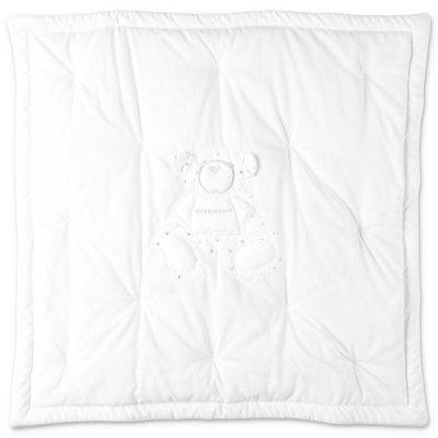 Givenchy coperta bianca in misto cotone