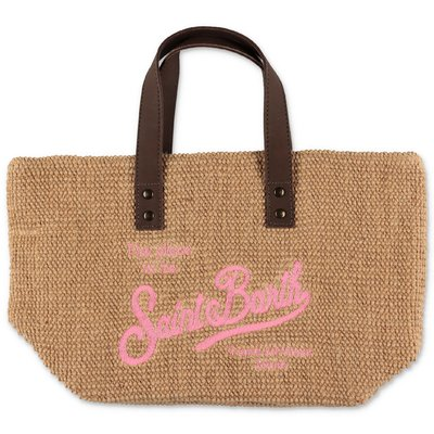 MC2 Saint Barth borsa beige in juta
