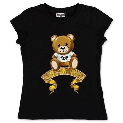 Moschino t-shirt nera