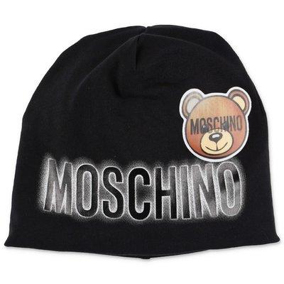 Moschino cappello nero