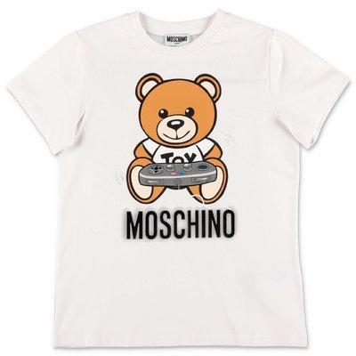 Moschino t-shirt bianca