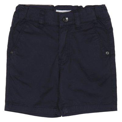 Shorts blu in cotone
