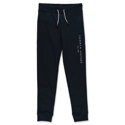 Tommy Hilfiger navy blue cotton sweatpants