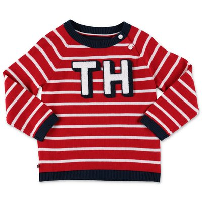 Tommy Hilfiger cotton knitjumper