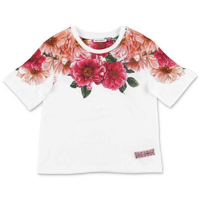 Dolce & Gabbana Power Pastel white t-shirt