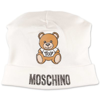 Moschino cappello bianco