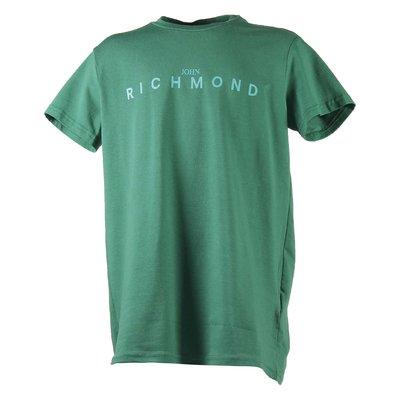 T-shirt verde smeraldo