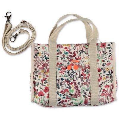 Bonpoint liberty print cotton canvas bag