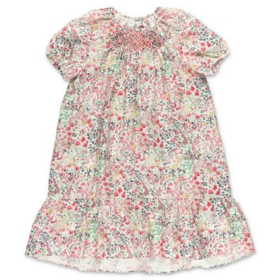 Bonpoint liberty print linen dress