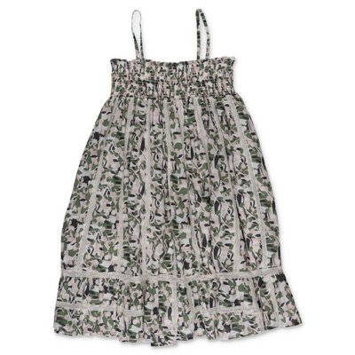 Bonpoint printed cotton muslin dress