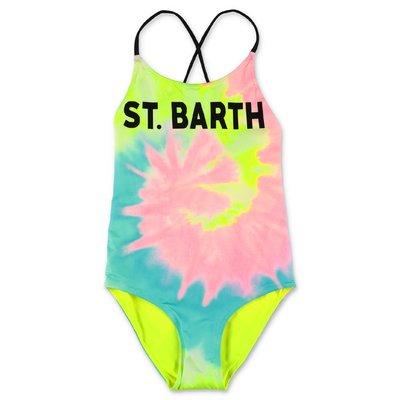 MC2 Saint Barth costume intero multicolor in lycra