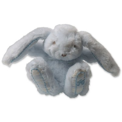 Tartine & Chocolat Augustin le lapin light blue baby doudou