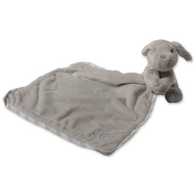 Tartine & Chocolat Lucien le chien grey baby doudou <br>Wash at 30°<br>Gift box included
