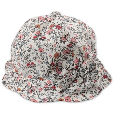 Tartine & Chocolat liberty print cotton hat