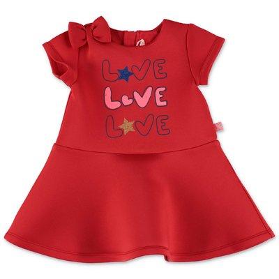 BillieBlush abito rosso