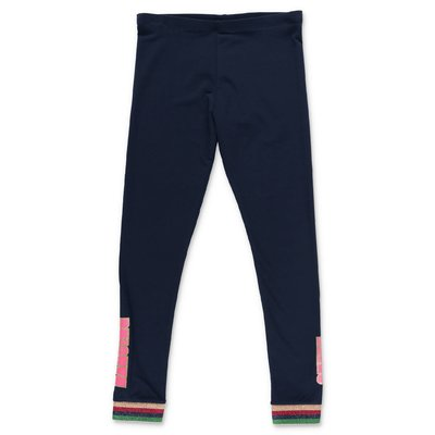 BillieBlush leggings blu navy
